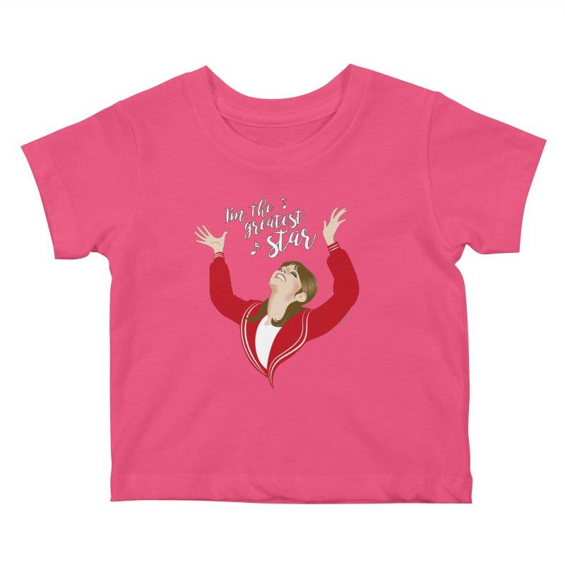 Greatest star Kids Baby T-Shirt by Ale Mogolloart's Artist Shop