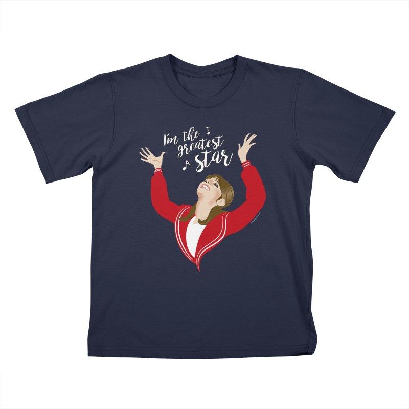 Greatest star Kids T-Shirt by Ale Mogolloart's Artist Shop