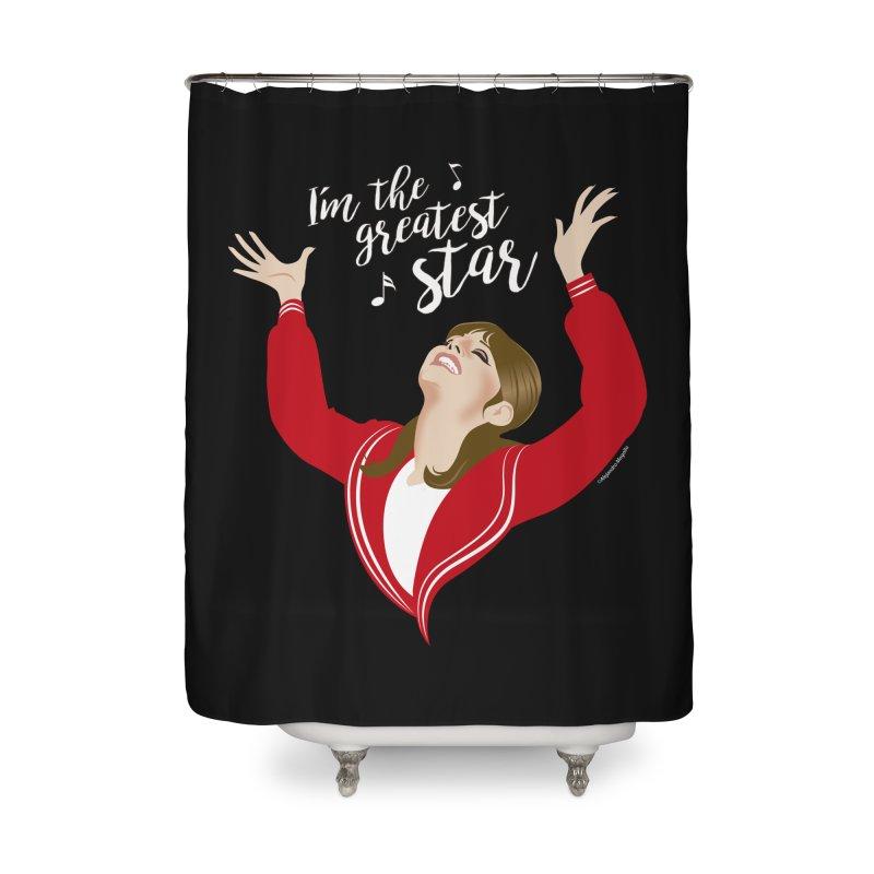 Greatest star Home Shower Curtain by Ale Mogolloart's Artist Shop