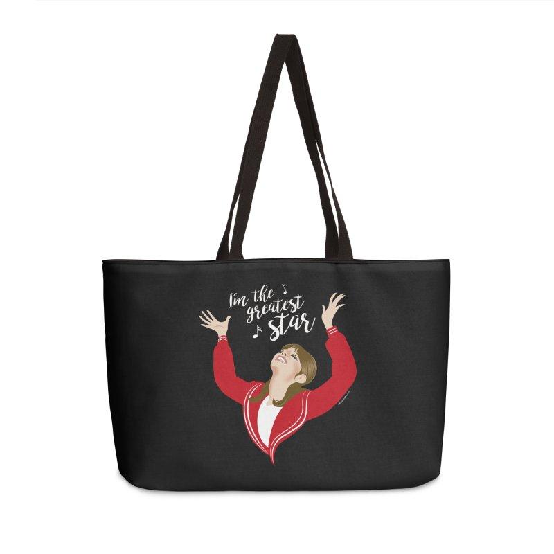 Greatest star Accessories Weekender Bag Bag by Ale Mogolloart's Artist Shop