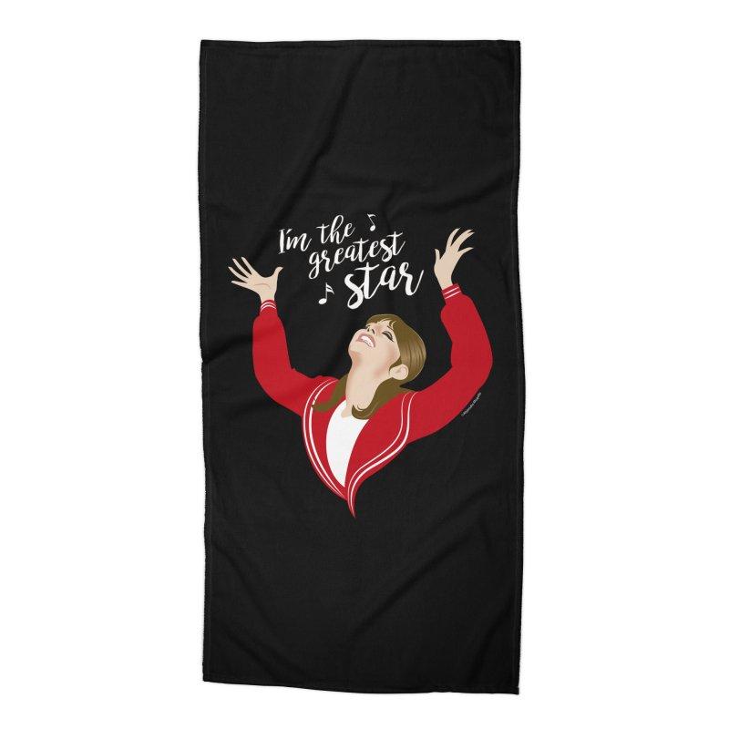 Greatest star Accessories Beach Towel by Ale Mogolloart's Artist Shop