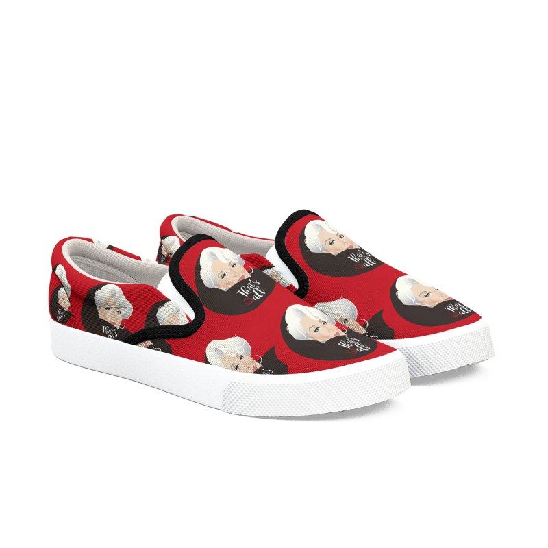 That's all Men's Slip-On Shoes by Ale Mogolloart's Artist Shop