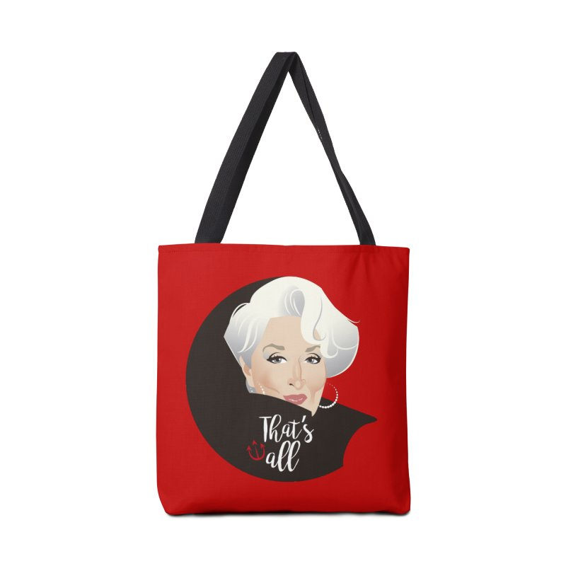 That's all Accessories Tote Bag Bag by Ale Mogolloart's Artist Shop