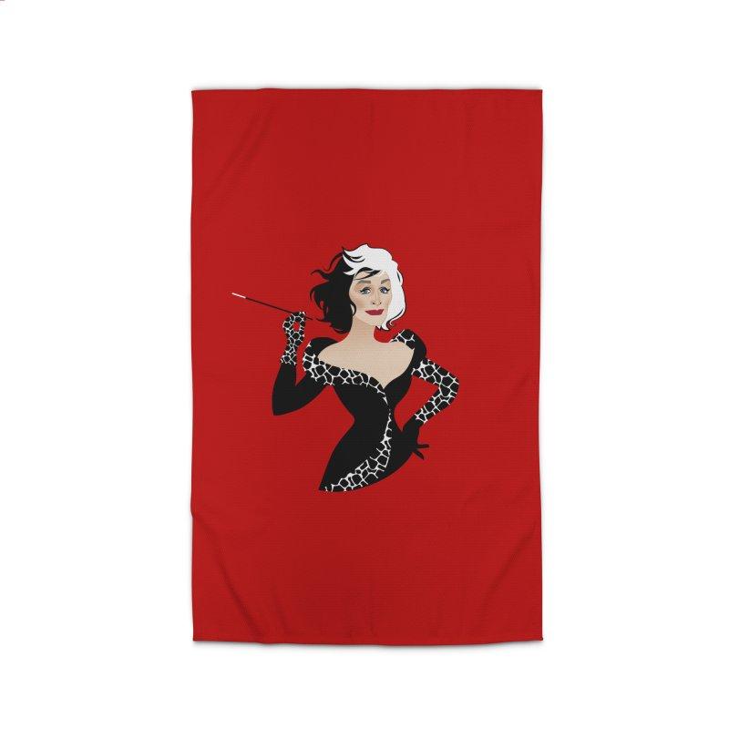 Cruella de Vil Home Rug by Ale Mogolloart's Artist Shop