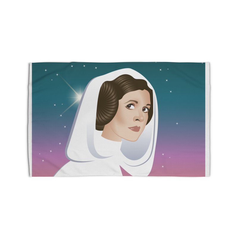 Carrie Home Rug by Ale Mogolloart's Artist Shop