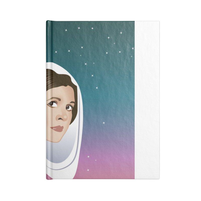 Carrie Accessories Blank Journal Notebook by Ale Mogolloart's Artist Shop