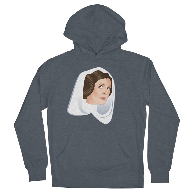 Carrie Women's French Terry Pullover Hoody by Ale Mogolloart's Artist Shop