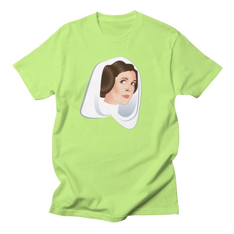 Carrie Men's Regular T-Shirt by Ale Mogolloart's Artist Shop