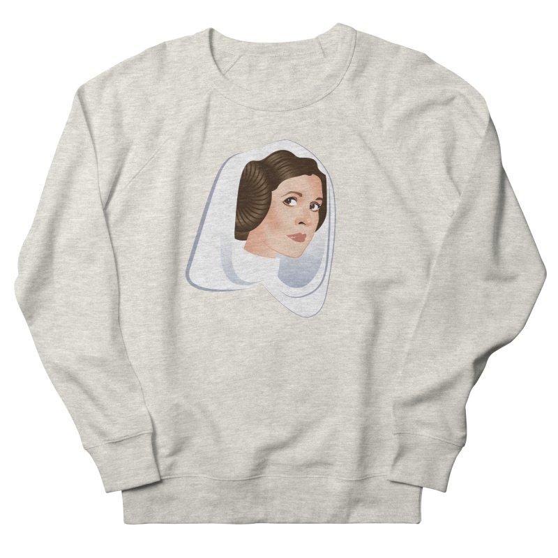 Carrie Women's French Terry Sweatshirt by Ale Mogolloart's Artist Shop