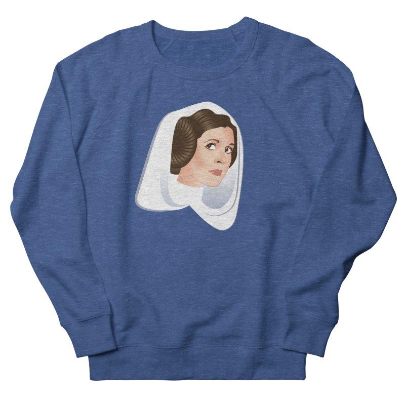 Carrie Men's French Terry Sweatshirt by Ale Mogolloart's Artist Shop