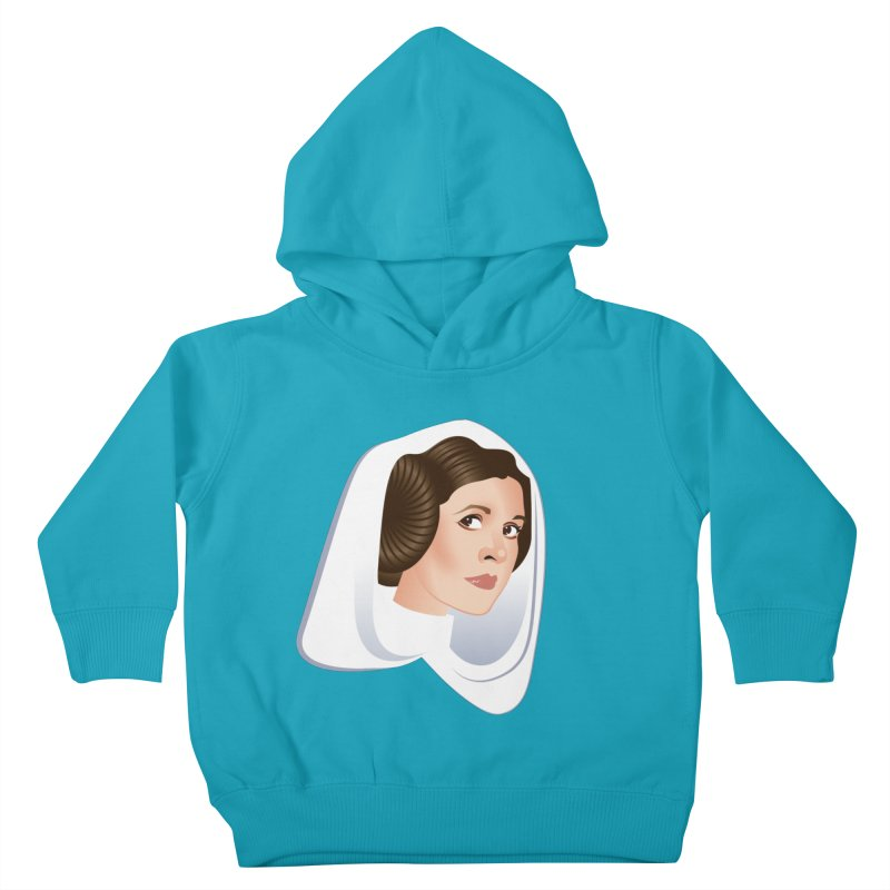 Carrie Kids Toddler Pullover Hoody by Ale Mogolloart's Artist Shop