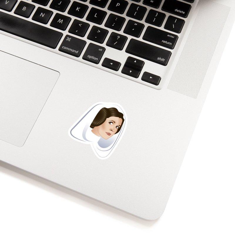 Carrie Accessories Sticker by Ale Mogolloart's Artist Shop