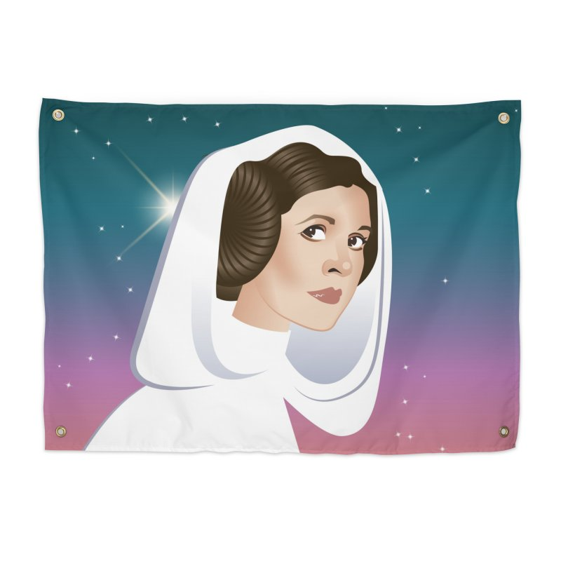 Carrie Home Tapestry by Ale Mogolloart's Artist Shop