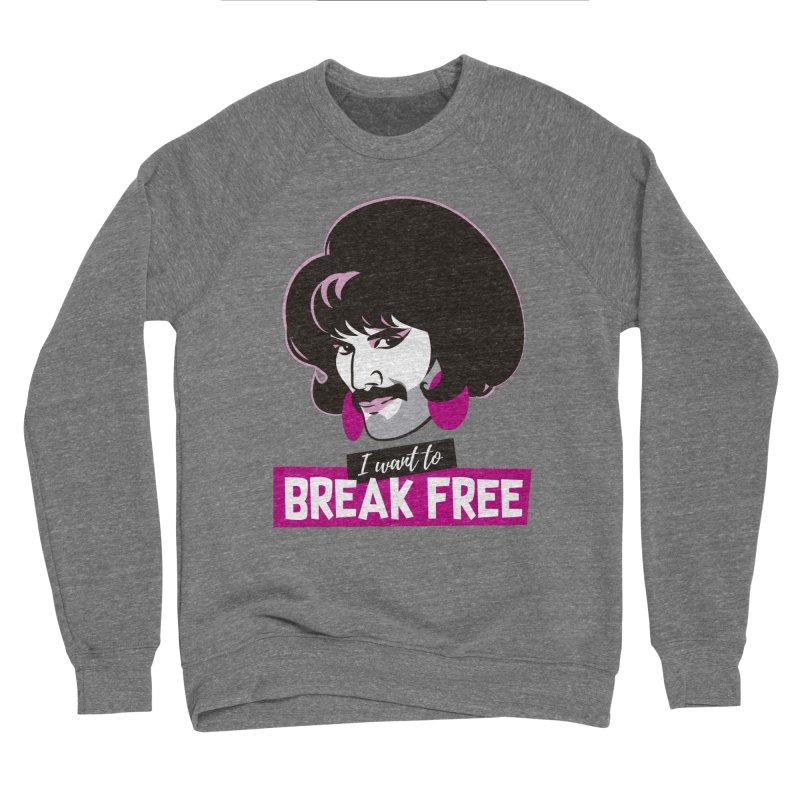 Free Women's Sponge Fleece Sweatshirt by Ale Mogolloart's Artist Shop