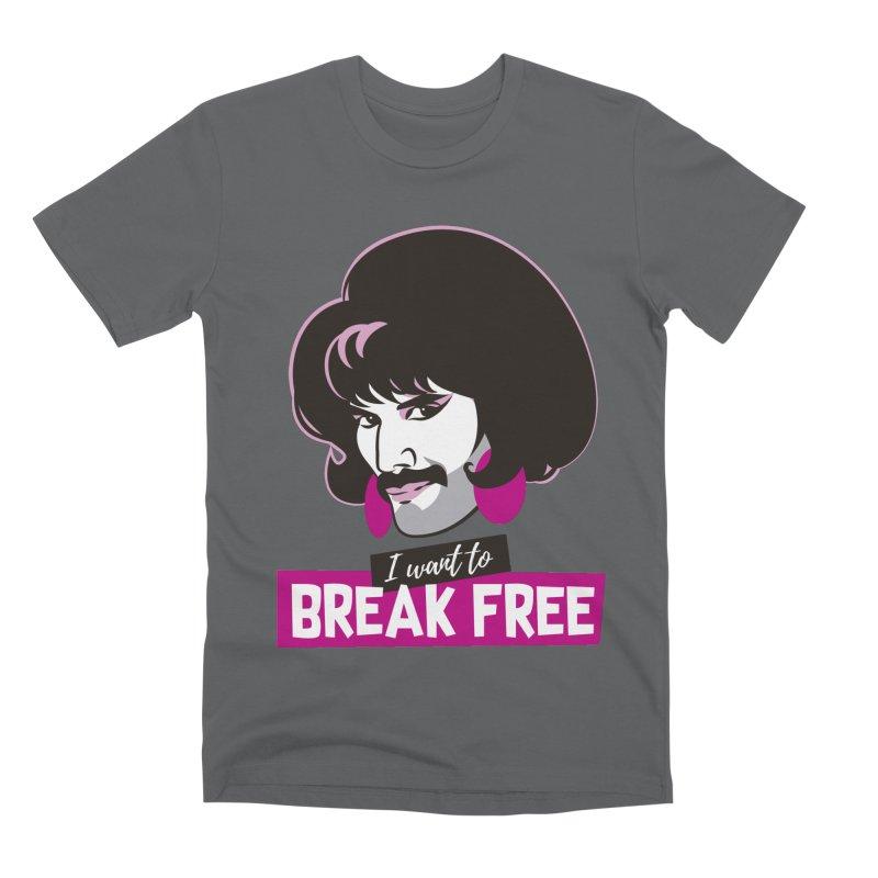 Free Men's Premium T-Shirt by Ale Mogolloart's Artist Shop