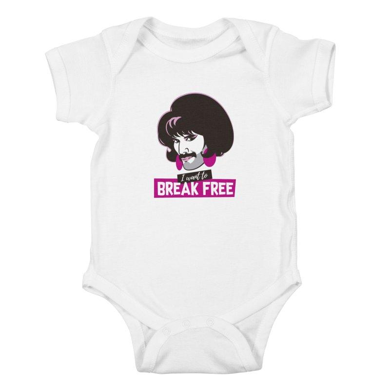 Free Kids Baby Bodysuit by Ale Mogolloart's Artist Shop