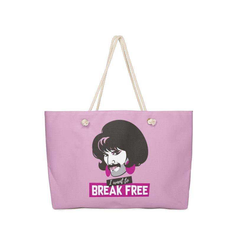 Free Accessories Weekender Bag Bag by Ale Mogolloart's Artist Shop