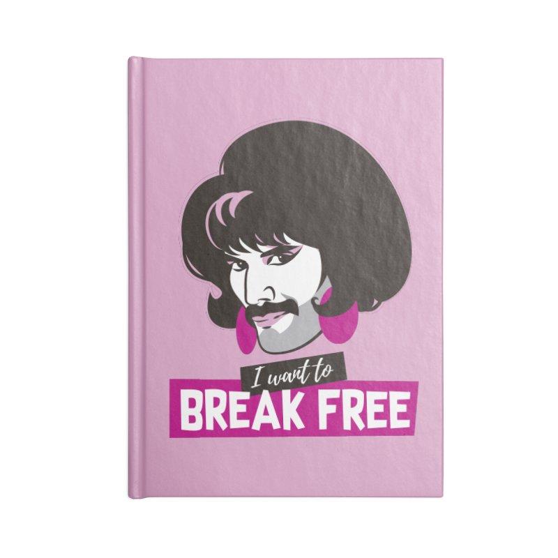Free Accessories Blank Journal Notebook by Ale Mogolloart's Artist Shop