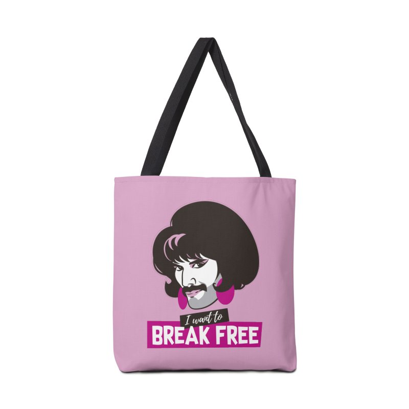 Free Accessories Tote Bag Bag by Ale Mogolloart's Artist Shop