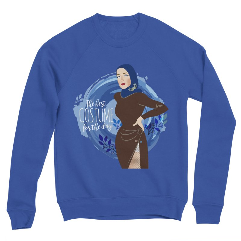 Costume Women's Sponge Fleece Sweatshirt by Ale Mogolloart's Artist Shop