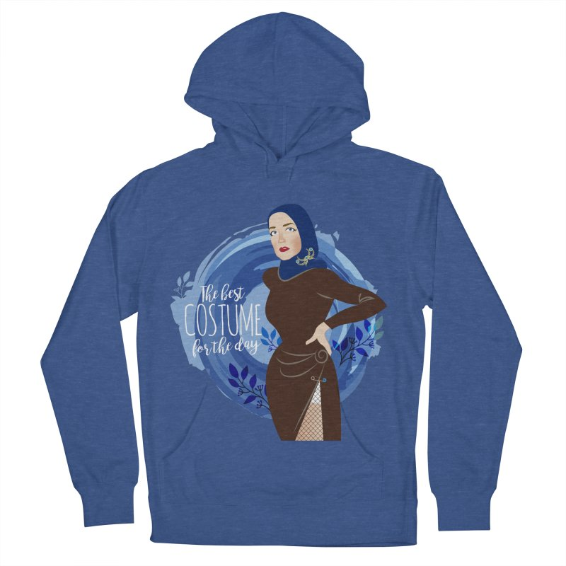 Costume Women's French Terry Pullover Hoody by Ale Mogolloart's Artist Shop