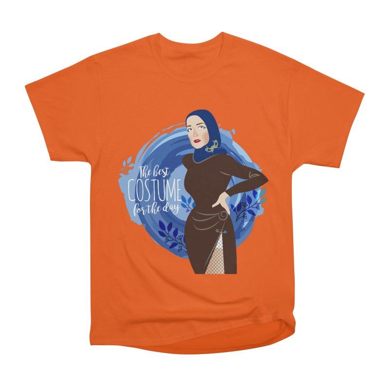 Costume Women's Heavyweight Unisex T-Shirt by Ale Mogolloart's Artist Shop
