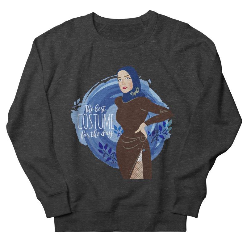 Costume Women's French Terry Sweatshirt by Ale Mogolloart's Artist Shop
