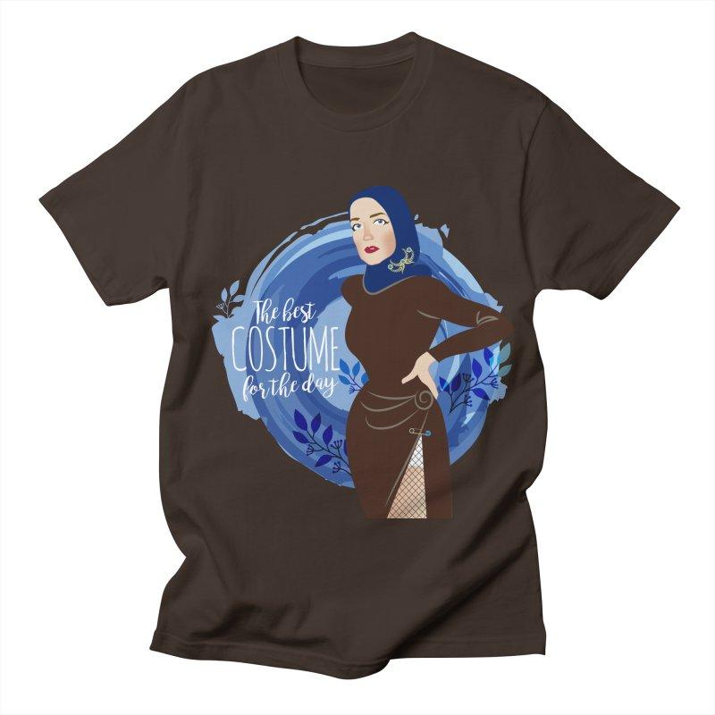 Costume Men's Regular T-Shirt by Ale Mogolloart's Artist Shop
