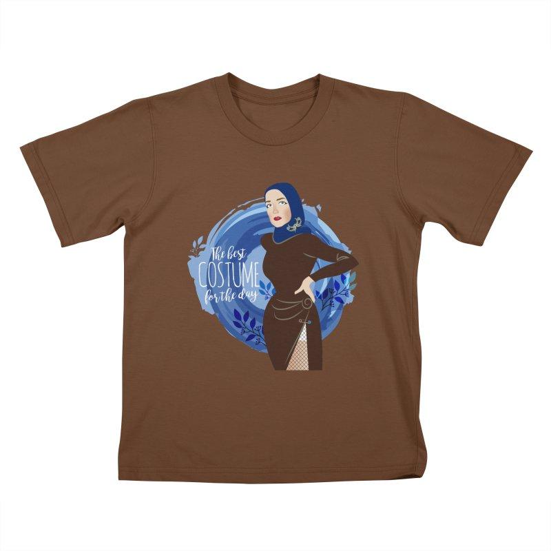 Costume Kids T-Shirt by Ale Mogolloart's Artist Shop