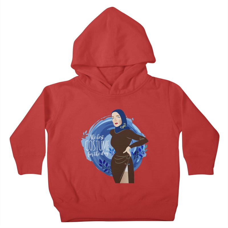 Costume Kids Toddler Pullover Hoody by Ale Mogolloart's Artist Shop