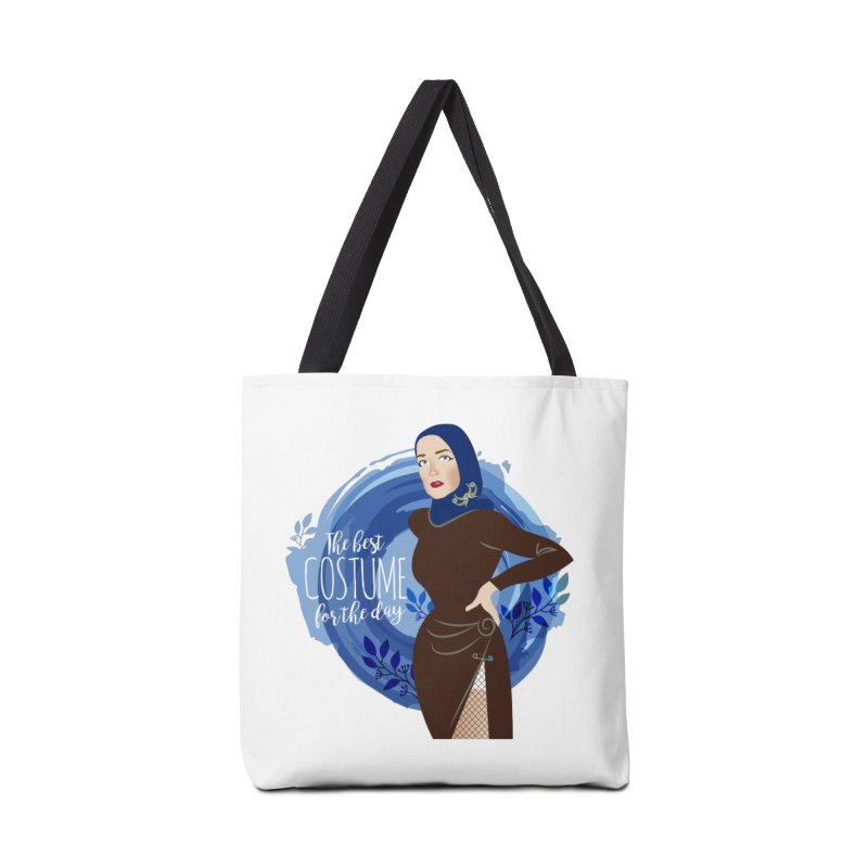 Costume Accessories Tote Bag Bag by Ale Mogolloart's Artist Shop