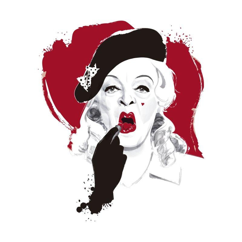 Baby Jane lipstick by Ale Mogolloart's Artist Shop