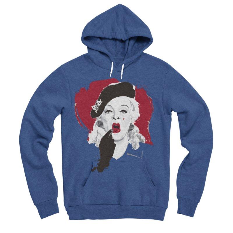 Baby Jane lipstick Men's Sponge Fleece Pullover Hoody by Ale Mogolloart's Artist Shop