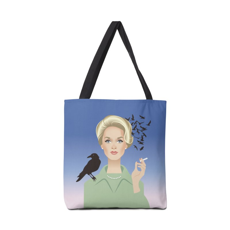 Birds Accessories Tote Bag Bag by Ale Mogolloart's Artist Shop
