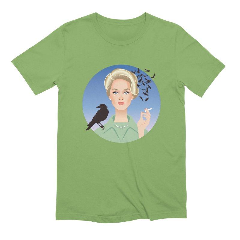 Birds Men's Extra Soft T-Shirt by Ale Mogolloart's Artist Shop