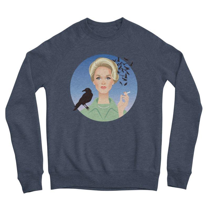 Birds Men's Sponge Fleece Sweatshirt by Ale Mogolloart's Artist Shop