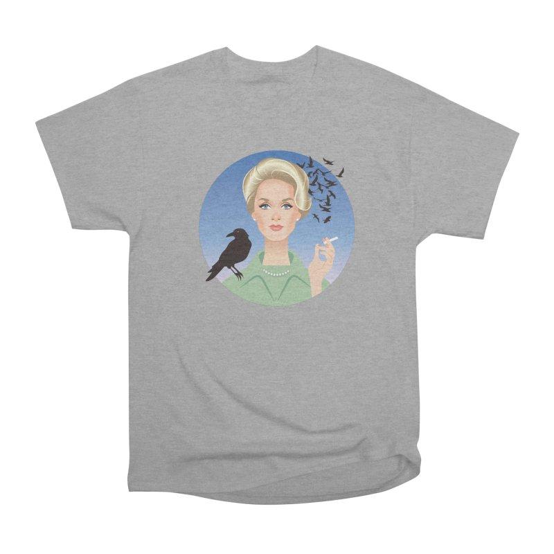 Birds Men's Heavyweight T-Shirt by Ale Mogolloart's Artist Shop