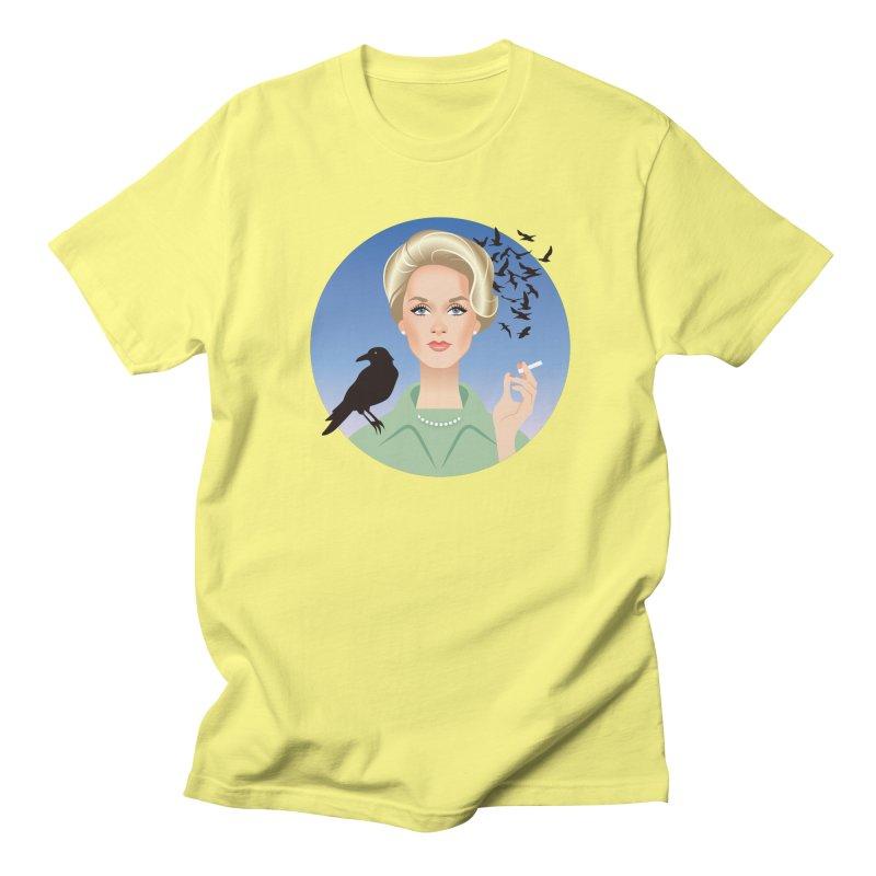 Birds Women's Regular Unisex T-Shirt by Ale Mogolloart's Artist Shop
