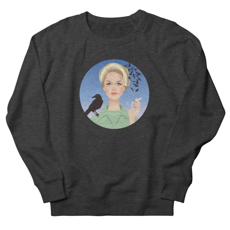 Birds Women's French Terry Sweatshirt by Ale Mogolloart's Artist Shop