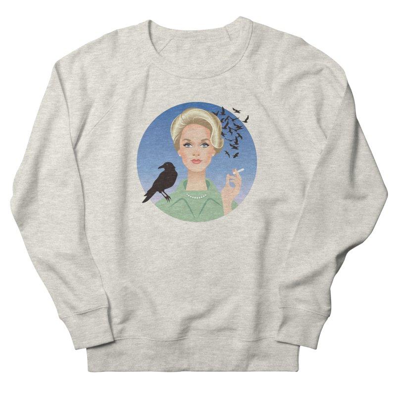 Birds Men's French Terry Sweatshirt by Ale Mogolloart's Artist Shop