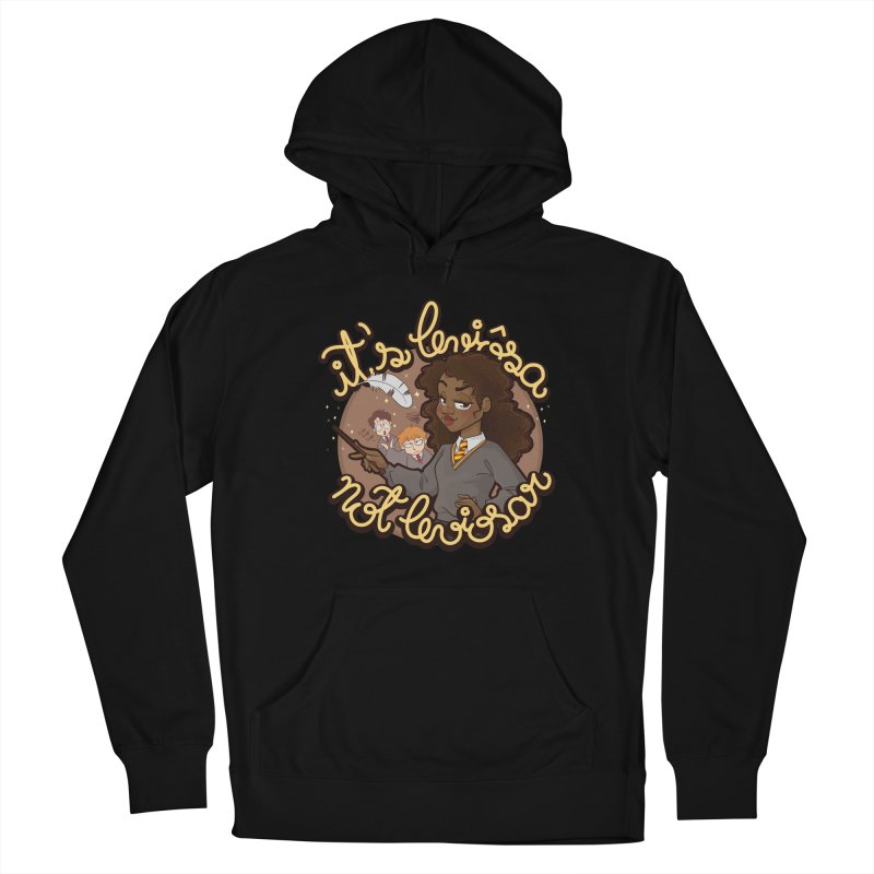 Leviosa Men's French Terry Pullover Hoody by AlePresser's Artist Shop