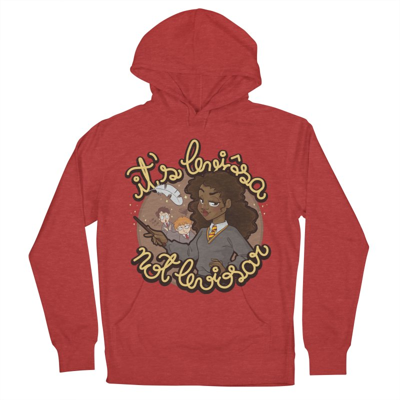 Leviosa Women's Pullover Hoody by AlePresser's Artist Shop