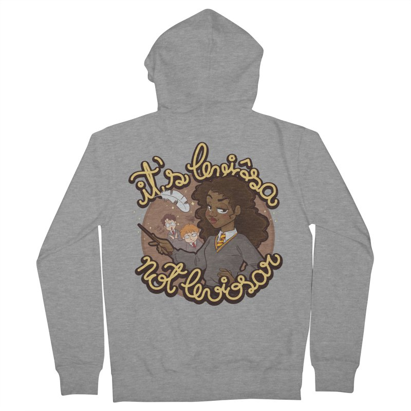 Leviosa Women's Zip-Up Hoody by AlePresser's Artist Shop