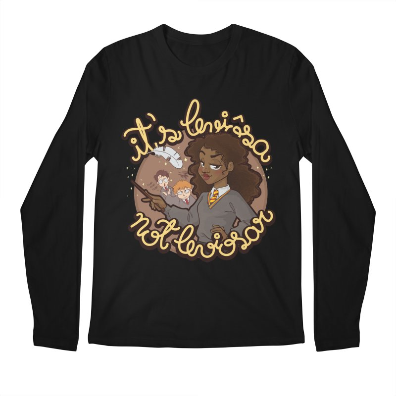 Leviosa Men's Regular Longsleeve T-Shirt by AlePresser's Artist Shop
