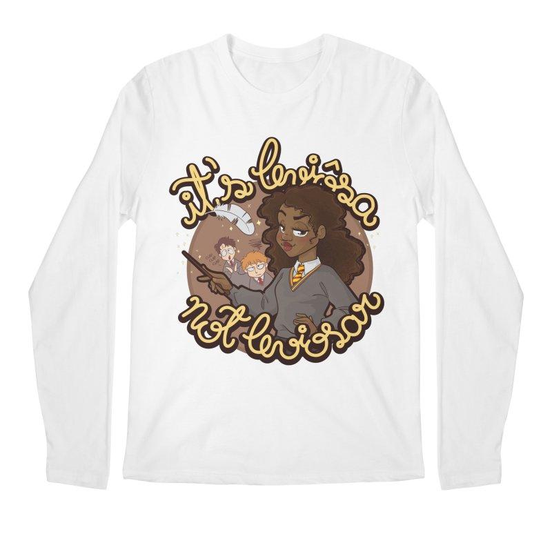 Leviosa Men's Regular Longsleeve T-Shirt by AlePresser's Artist Shop
