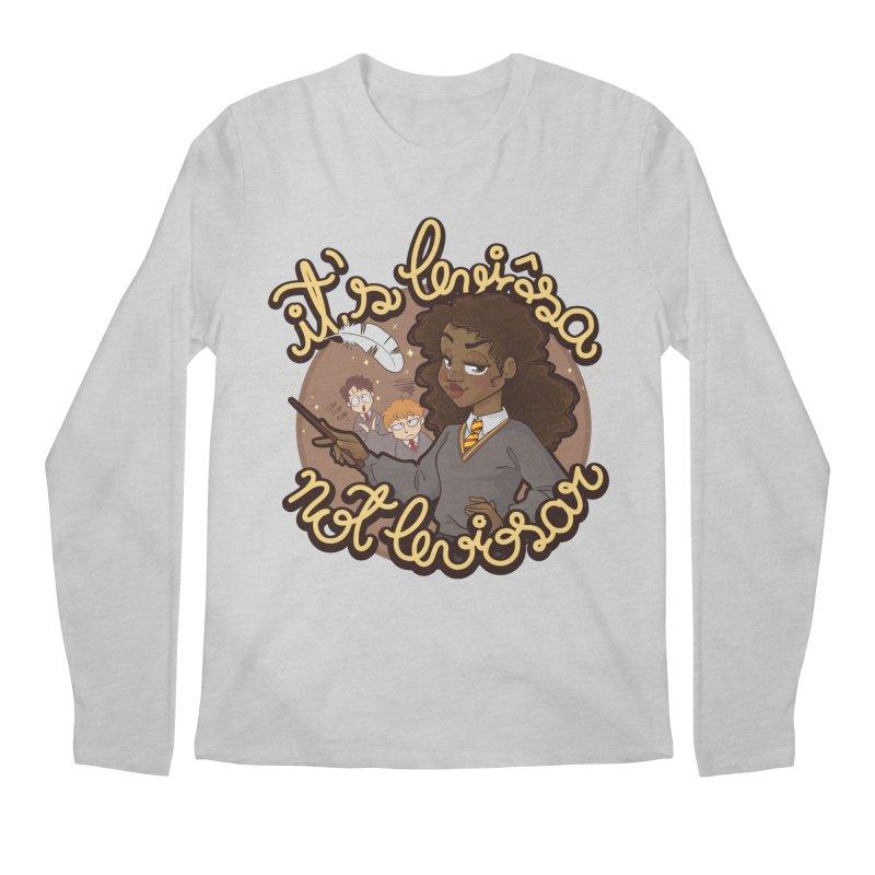 Leviosa Men's Longsleeve T-Shirt by AlePresser's Artist Shop