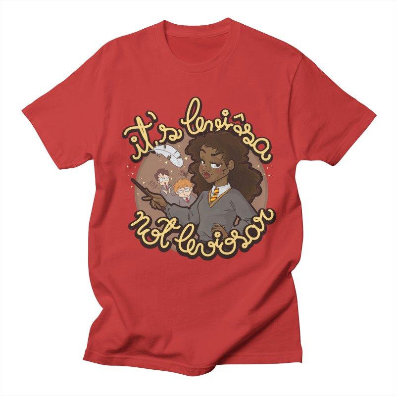 Leviosa Women's Regular Unisex T-Shirt by AlePresser's Artist Shop