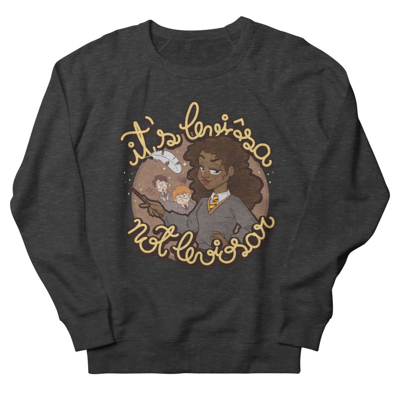 Leviosa Men's Sweatshirt by AlePresser's Artist Shop