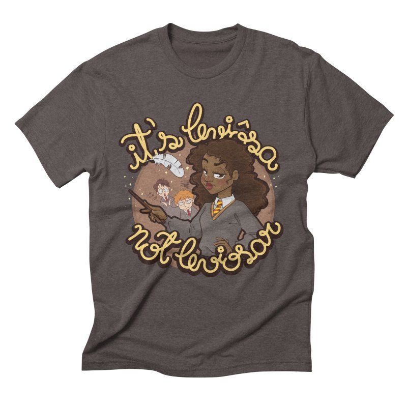 Leviosa Men's Triblend T-Shirt by AlePresser's Artist Shop