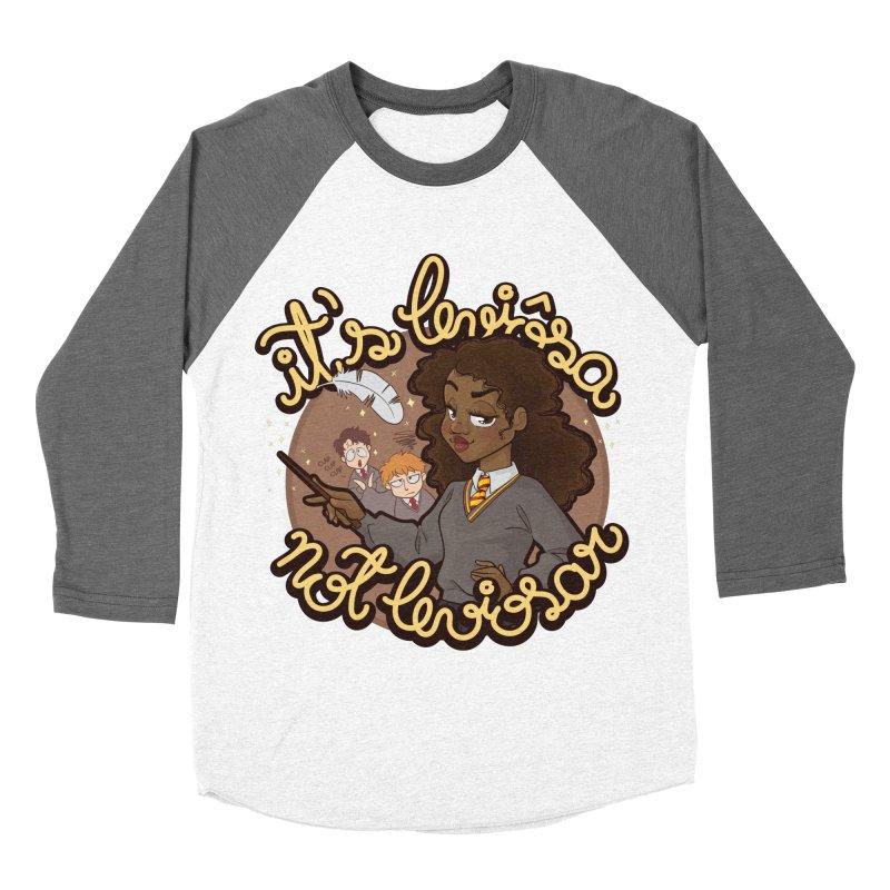 Leviosa Women's Baseball Triblend T-Shirt by AlePresser's Artist Shop